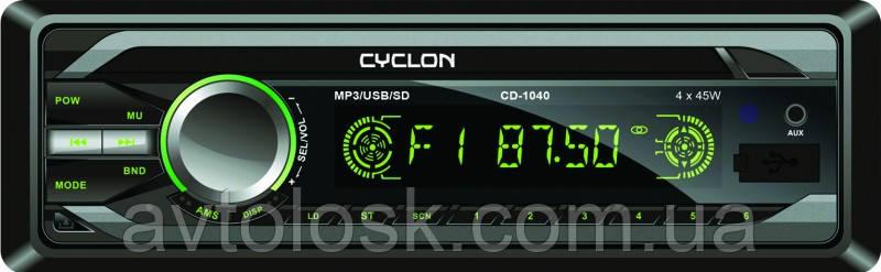 Автомагнитола CYCLON 1040G