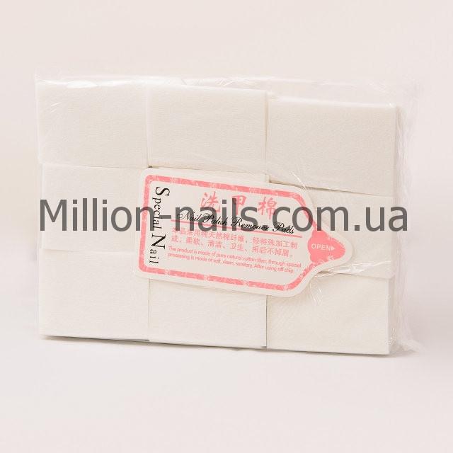 Серветки безворсові в упаковці, щільні 1000 штук