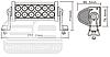 Светодиодная LED-Балка  RCJ-750236B, фото 2