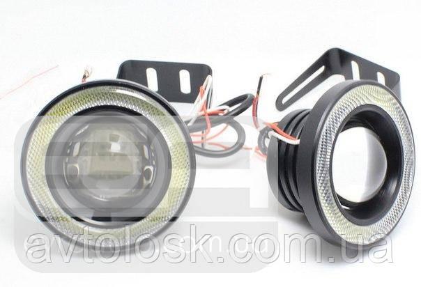 Светодиодная LED-Линза с Ангельскими глазами