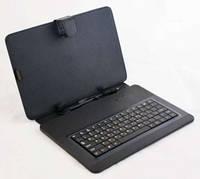 """Обложка-чехол для планшета 10.2"""" с USB клавиатурой HQ-Tech LH-SKB1001U"""