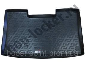 Коврик багажника (корыто)-полиуретановый, черный Volkswagen t-5+/ t6 caravelle (фольксваген т5+/т6 каравелла)