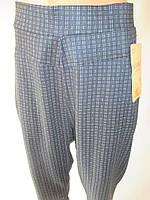 Женские брюки в клетку с карманами., фото 1