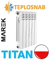 Радиатор биметаллический TITAN 500/96 (Польша), фото 3