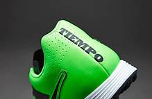Сороконожки Nike Tiempo Genio Leather TF 631284-003 (Оригинал), фото 2