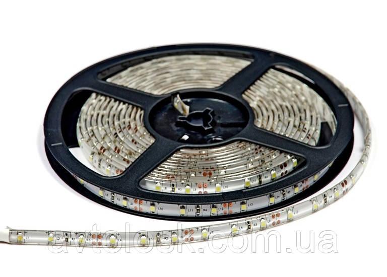 Світлодіодна вологозахищена стрічка SVS 60 LED 3528-SMD 12V Зелена