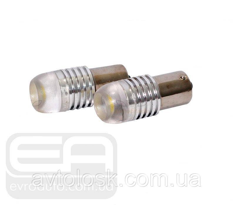 Светодиодная лампа сверхъяркая SVS 1156PBK-2W 12-24V