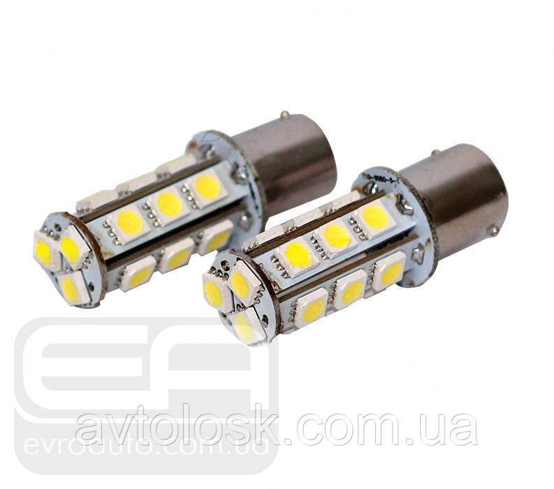 Светодиодная лампа одноконтактная SVS 1156-18 SMD-5050