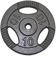 Диски, блины для штанги. Вес 10 кг. К3-10 кг