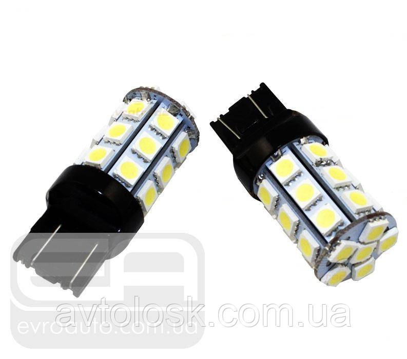 Светодиодная лампа двухконтактная SVS 7443-27 SMD-5050