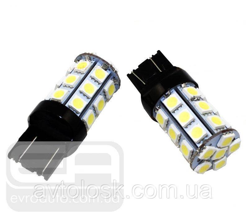 Світлодіодна лампа одноконтактная SVS 7440 27 SMD-5050