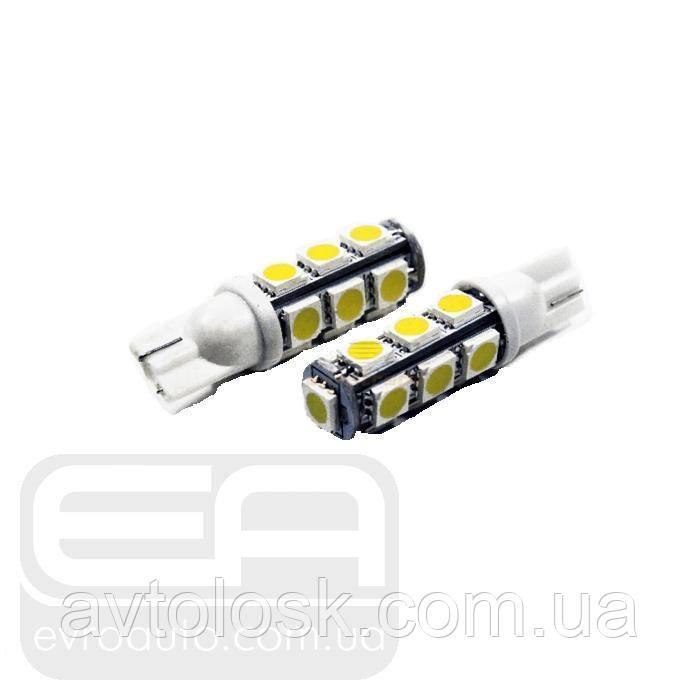 Светодиодная лампа SVS T10 13SMD