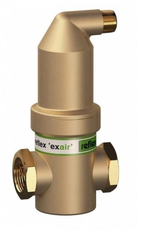 """Сепаратор-улавливатель воздуха Reflex Exvoid A 1 1/2"""""""