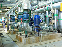 Обслуживание насосного оборудования