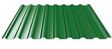 Профнастил стеновой С-10 цинк 0,45мм, фото 2