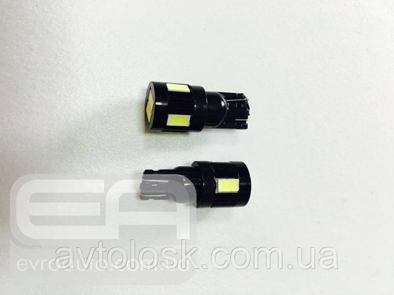 Світлодіодна лампа T-10 6 SMD 5630