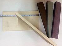 Точильный камень для ножей 150х80х7 25а зернистость 220grit 6Н
