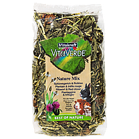 Смесь Vitakraft Vita Verde для грызунов травяная, с подорожником и клевером, 70 г
