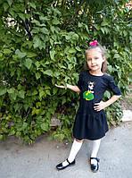 Сукня для дівчинки з розписом ручної роботи Платье для девочки