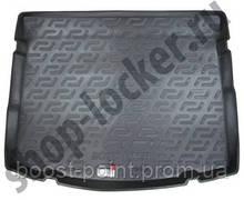 Коврик багажника (корыто)-полиуретановый, черный Toyota auris II (тойота аурис 2012г+)