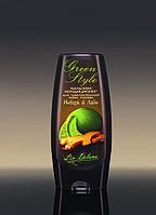 ИМБИРЬ & ЛАЙМ Бальзам-кондиционер для чувствительной кожи головы Green Style