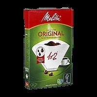 Фильтр-пакеты для кофе Melitta №2, 40шт/упак
