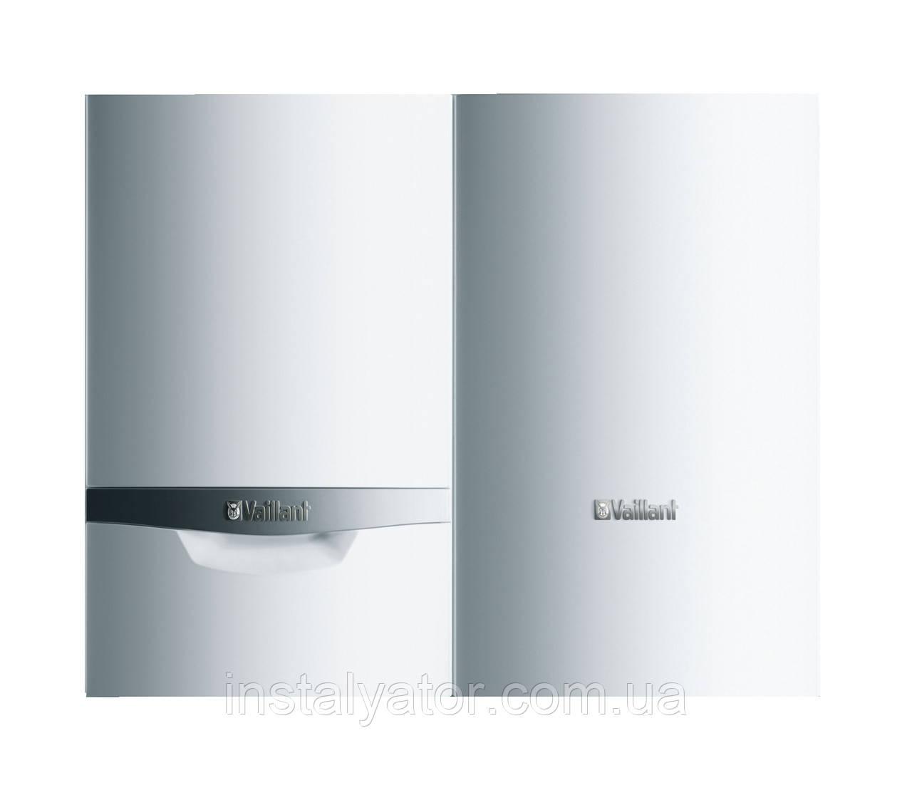Котел газовый, настенный, 2-конт. конденсационный Vaillant ecoTEC plus VUW 246/5-5   VUW 306/5-5   VUW 346/5-5