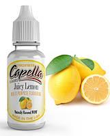 Capella Juicy Lemon Flavor (Сочный лимон) 5 мл
