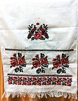 Свадебный рушник вышитый