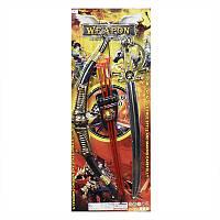 Набор рыцаря  с мечом и луком 531-1 В18