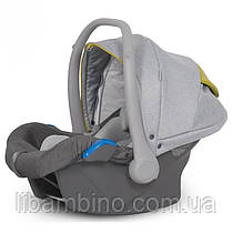 Автокрісло Riko Vario 01 Grey Fox