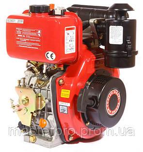 Двигатель дизельный Weima WM178F (Вал шпонка 25 мм), фото 2