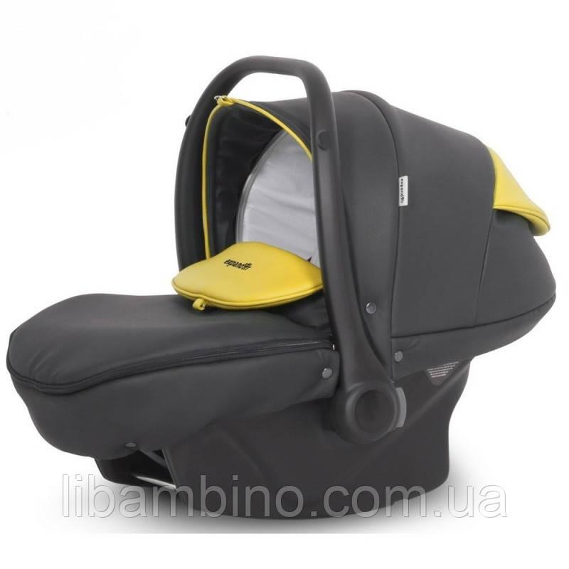 Автокрісло Expander Enduro 05 Yellow