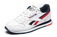 Кроссовки белые мужские Reebok Classic, р.  42 43 44 45