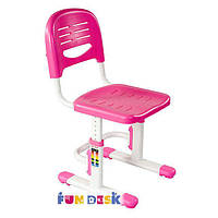 Cтул-трансформер SST3 PINK для детей от 3 до 14 лет ТМ FunDesk Розовый SST3 PINK