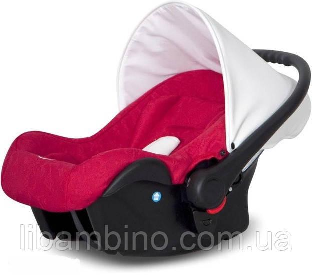 Автокрісло Riko Brano Ecco 20 Sport Red