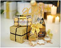 """Подарок на День Рождения """"Gold"""""""