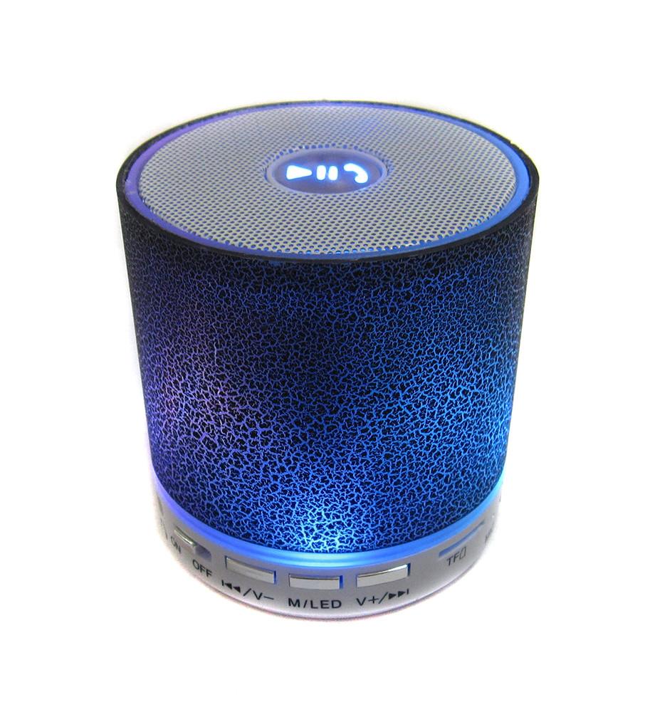 Портативная bluetooth колонка MP3 плеер A8+BT Black