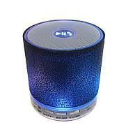Портативная bluetooth колонка MP3 плеер A8+BT Black, фото 1