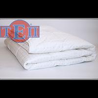 Одеяло полуторное зимнее лебяжий пух теп