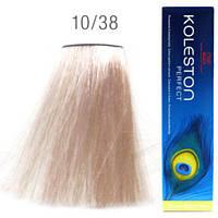 Краска для волос Wella Koleston Perfect  10/38 жемчужный