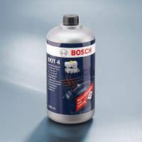 Тормозная жидкость BOSCH DOT4 1лит.