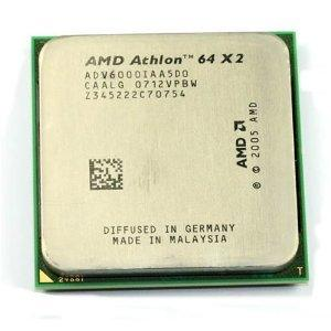 Процессор AMD Athlon 64 X2 6000+ 3.1GHz 89W Socket AM2