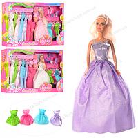 Кукла Defa с одеждой и аксессуарами