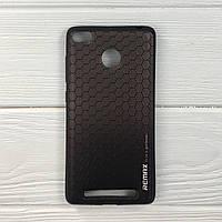 Чехол силиконовый Remax Gentlemen Series для Xiaomi Redmi Pro 3