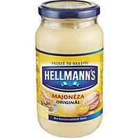 Майонез Хелманс Hellmans Оригинальный420мл.Германия
