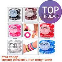 Резинка - браслет  invisibobble  / аксессуары для волос