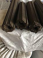 Брикеты PinyKey топливные (лузга подсолнечника), мешок 35кг, Славянск,доставка по Украине от 1 тонны