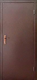 Технические металлические входные двери молотковая эмаль