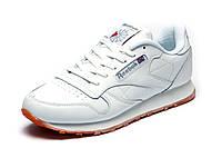 Кроссовки белые, мужские Reebok Classic, р. 41 44 45
